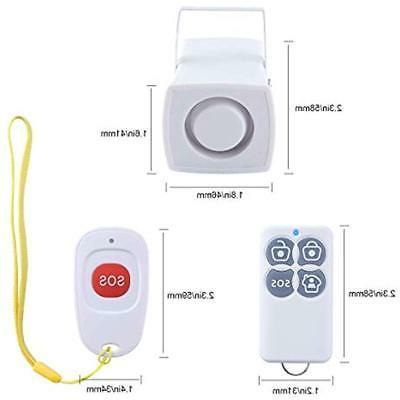 Wireless Alarm GSM Anti-theft Security