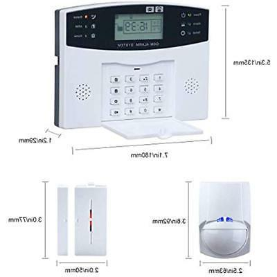 Wireless Burglar GSM Anti-theft Siren