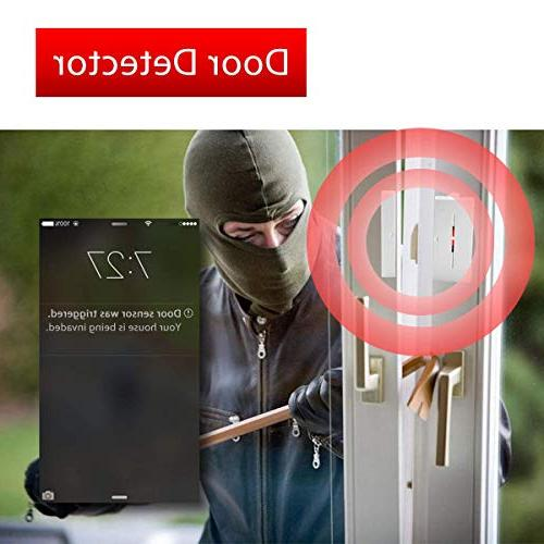 Wireless GSM Smart LCD Voice Anti-theft Kits