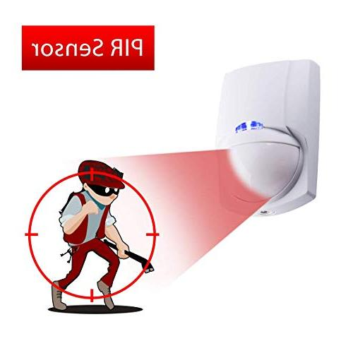 Wireless Alarm System GSM LCD Anti-theft