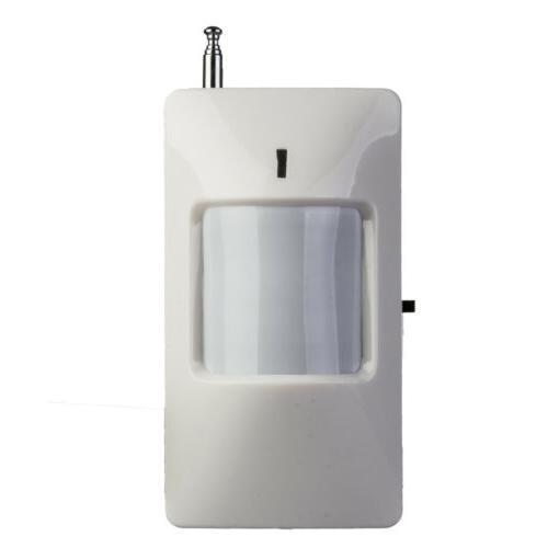 Wireless GSM Security Touch Sensors Smoke Alarm System