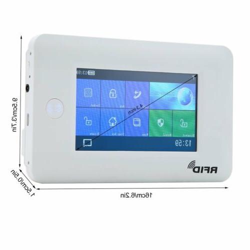 Wireless + Touch Security Kit US
