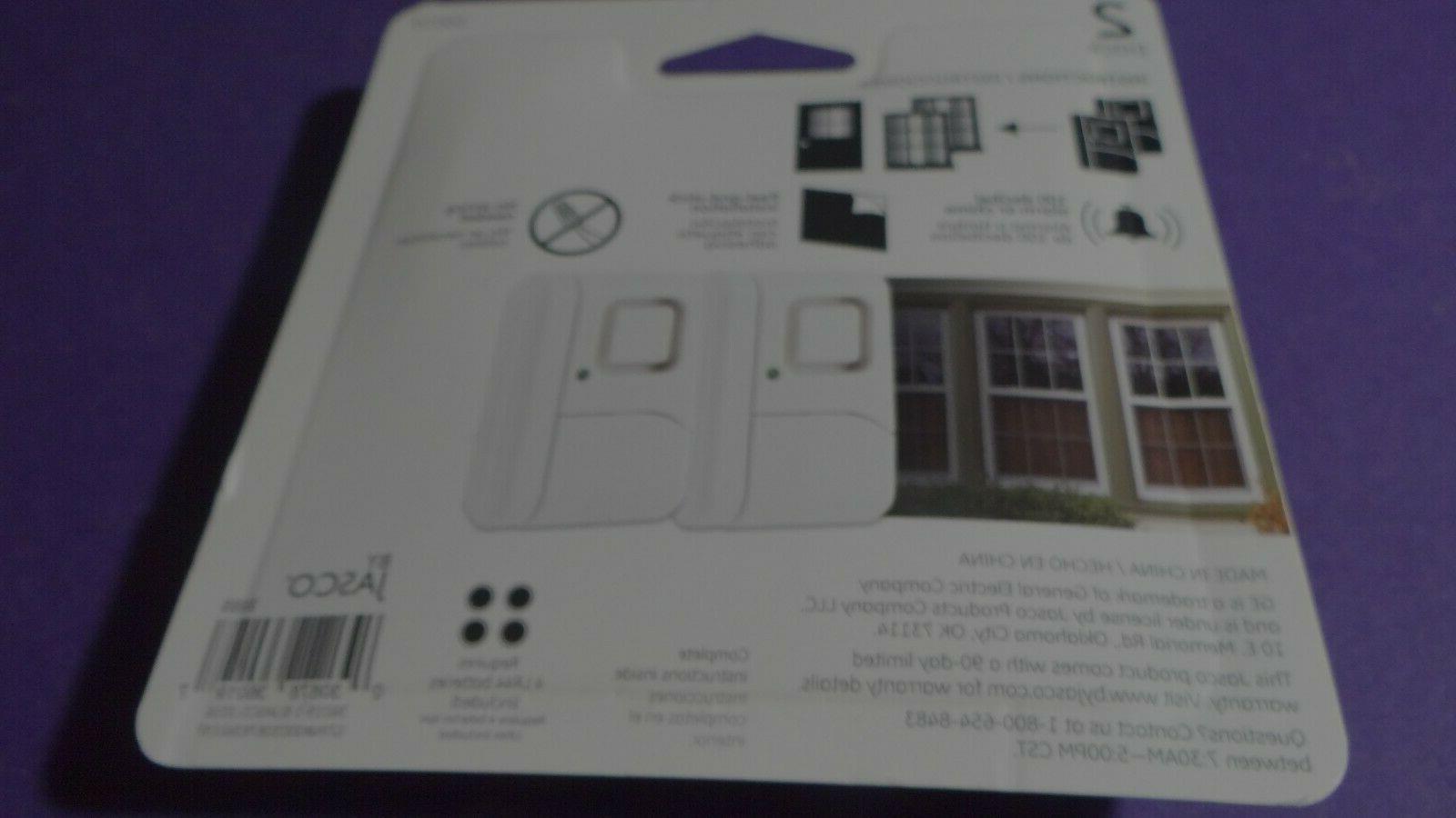 GE Wireless Door & Window Security Alarm System