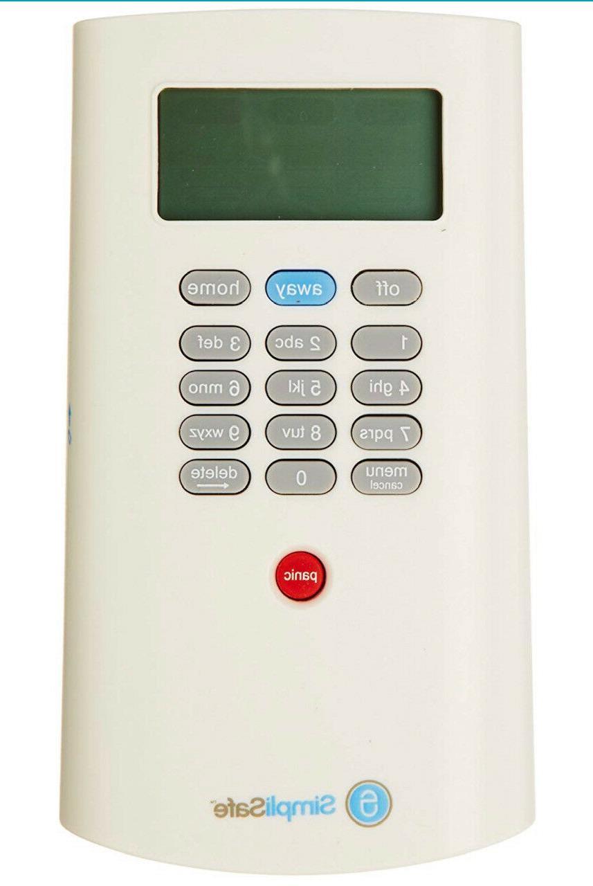 SimpliSafe Home Security Command