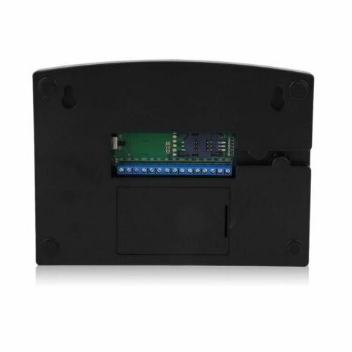 Wireless LCD Home Burglar Fire Alarm Dialer A