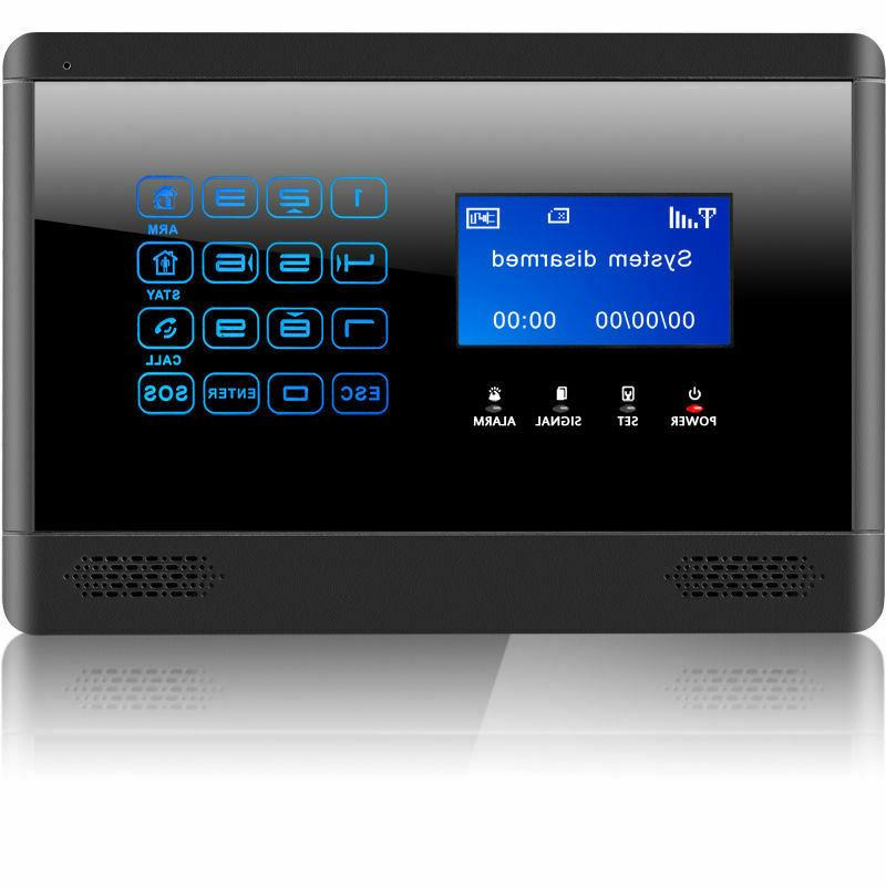 Wireless Touch Home Security Alarm Dialer