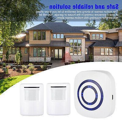 Wireless Motion Sensor Home Doorbell Alarm Alert