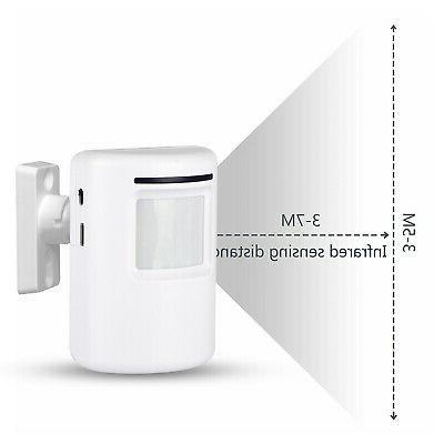 Wireless Motion Alarm Home Alarm Alert System