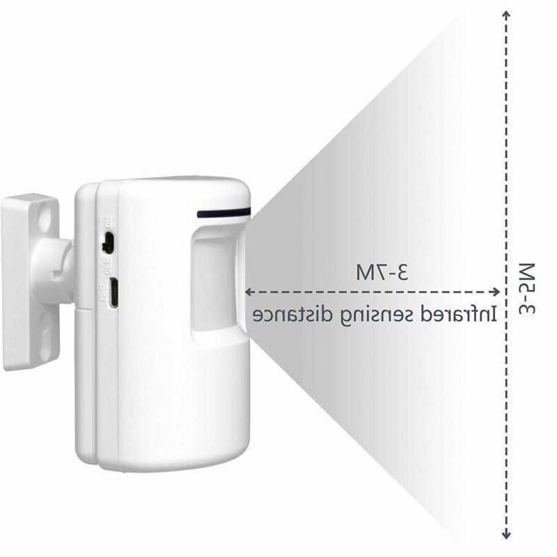 Wireless Motion Home Doorbell Alarm Alert System