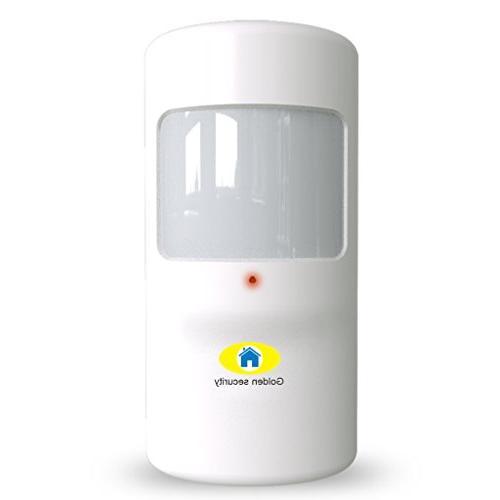 wireless pir motion sensor gs