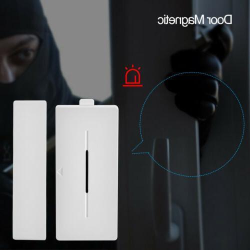 Wireless Alarm PIR Door