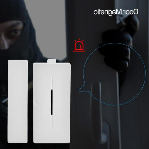 Wireless Alarm PIR Door