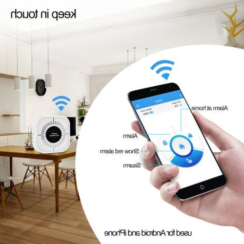 Wireless Alarm Home Remote PIR Door