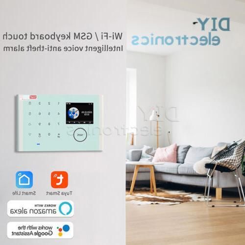 Wireless Home Alarm Tuya
