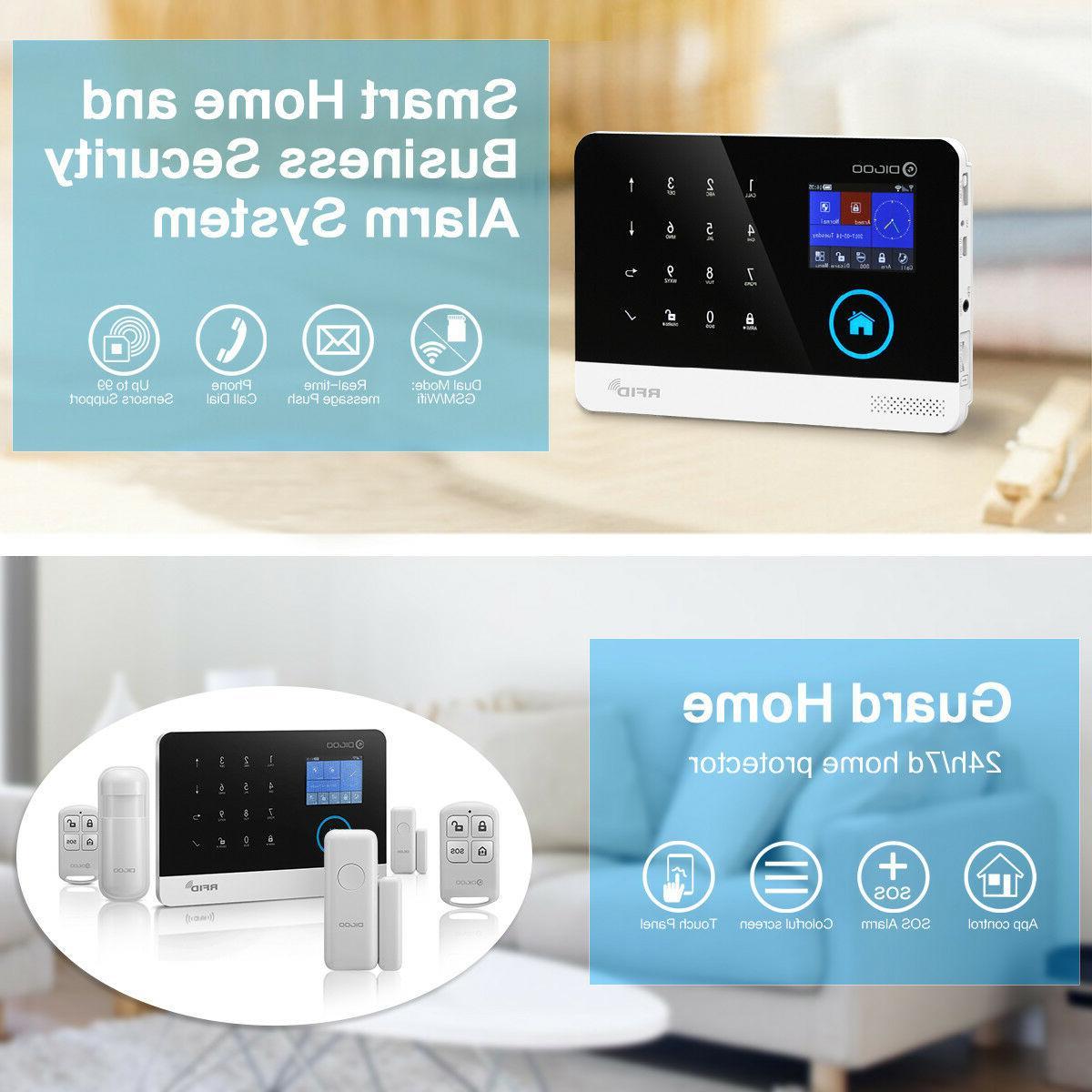 Digoo DG-HOSA GSM Burglar Alarm System