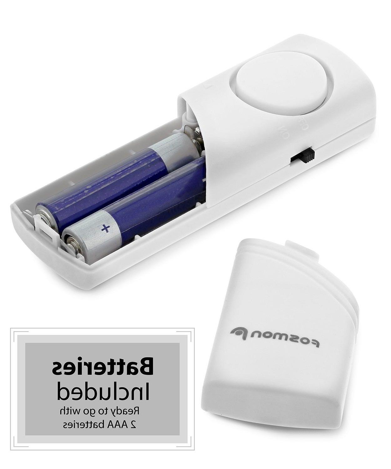 Wireless Open Security Remote Siren Chime