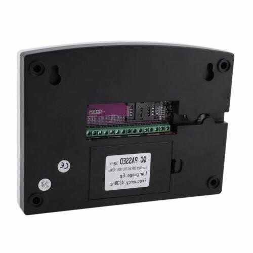 GSM+SMS Alarm Burglar