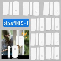 LOT 1-20 Alarm System Device Wireless Window Door Magnet Mag