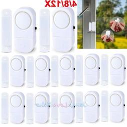 LOT WIRELESS Home Window Door Burglar Security ALARM System