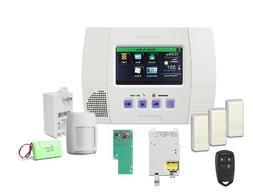 Honeywell Lynx Touch 5100 Wireless Alarm GSMVLP5-4G and Zwav