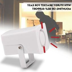 Mini Wired Horn Siren Alarm Loud 120dB DC 12V For Home Secur