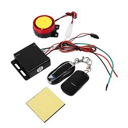 Motorcycle Bike Vehicle Anti-theft Security Kit Alarm System