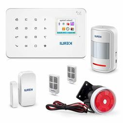 KERUI N6120G Wireless GSM Home Security Burglar Alarm System