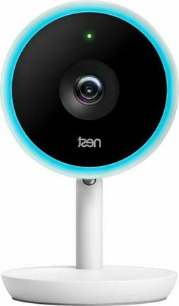 Nest NC3100US Cam IQ Indoor 1080p HD Wireless Security Camer