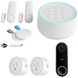 Google - Nest Secure Alarm System - White