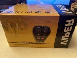 NEW- Viper 350 Plus 3105V 1-way Car Alarm Keyless Entry  3X0