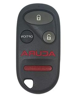 New Factroy 4 Button Acura Keyless Remote A269ZUA108 DIY Ins
