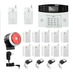 New Thustar GSM Alarm System QXC500 with LCD Display