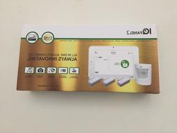 new iq panel 2 kit alarm system