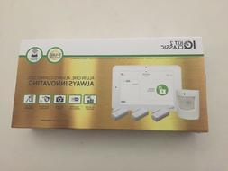 New-Qolsys IQ Panel 2 Kit Alarm System- Verizon com/