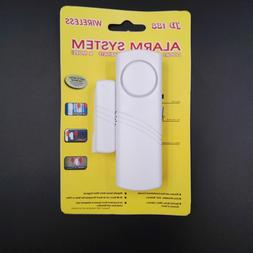New Longer Door Window Wireless Burglar Alarm <font><b>Syste