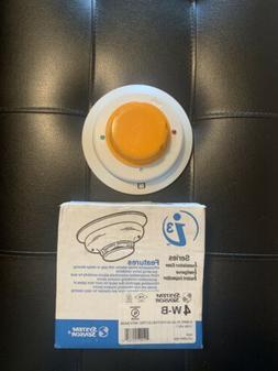 *New* OPEN BOX System Sensor 4W-B Fire Alarm i3 Photoelectri