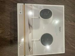 NEW! SEALeD! Nest Cam IQ Indoor Smart Security Camera 2-Pack