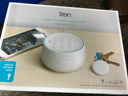New Nest Secure Alarm System with Cam Indoor 1080p Security