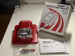 *NIB* *New* System Sensor P1224MC SpectrAlert Fire Alarm Hor