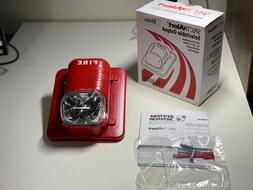 *NIB* *New* System Sensor S1224MC SpectrAlert Fire Alarm Rem