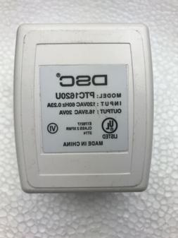 OEM DSC PTC1620U 16.5VAC 20VA Power Supply Transformer Class