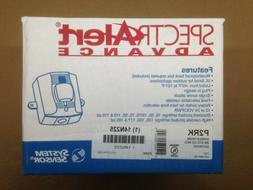 System Sensor Outdoor Horn/Strobe - SPECTRAlert Advance P2RK