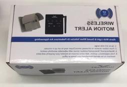 Outdoor Wireless Driveway Motion Alarm System 1/2 Mile Hosma