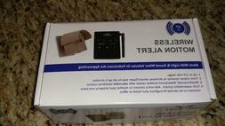 Outdoor Wireless Driveway Motion Alert Alarm System 1/2 Mile