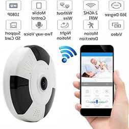Reching Home Camera HD 1080P IP Camera Wireless WiFi Securit