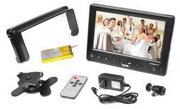 Pyle PLCMHD70 7-Inch HD Video On-Camera Field Monitor, HDMI,