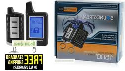 Soundstream ARS.2 2-Way Paging Remote Start Keyless Entry Ve