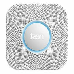 Nest Protect 2nd Generation Wired Smart Smoke/Carbon Monoxid