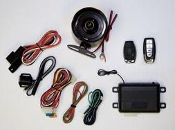 Audiovox Pursuit Pro100 Auto Car Alarm Security System & Veh