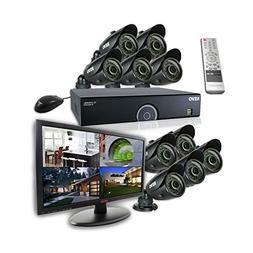 REVO America R165B10GM21-4T 16 Ch. 4TB 960H DVR Surveillance